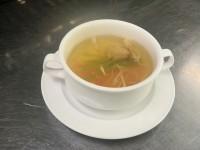 落合選手スープ