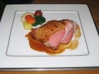 豚ロース肉の低温調理